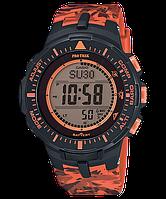 Мужские часы Casio ProTrek PRG-300CM-4 Касио противоударные японские кварцевые