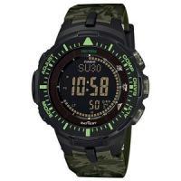 Мужские часы Casio ProTrek PRG-300CM-3 Касио противоударные японские кварцевые