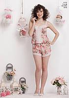 Комбинезон с шортами женский для сна Cossy by AQUA.