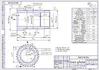Изготовление деталей на машины и станки по чертежам