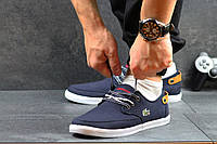 Мужская обувь Мокасины Lacoste