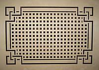 Решетка на радиатор №49, фото 1