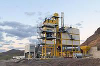 Асфальтный завод MARINI (240 т/ч) Top Tower 3000p