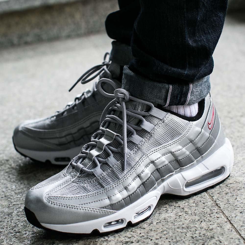 hot sale online a3ce9 8fa47 Оригинальные мужские кроссовки Nike Air Max 95 Premium QS
