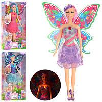 Кукла-фея с крыльями 822A