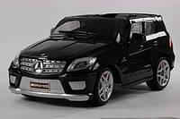 Детский лицензионный электромобиль MERCEDES ML63