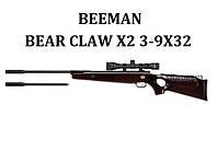Пневматическая винтовка Beeman Bear Claw X2 3-9Х32, фото 1