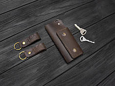 Ключница ручной работы VOILE vl-ck1-brn коричневая
