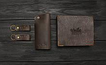 Ключница ручной работы VOILE vl-ck1-brn коричневая, фото 3