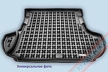 Коврик в багажник Peugeot 106 2000 -> черный, HB