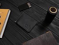 Зажим для купюр ручной работы VOILE vl-mc6-blk черный