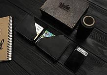 Зажим для купюр ручной работы VOILE vl-mc6-blk черный, фото 2