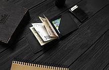 Зажим для купюр ручной работы VOILE vl-mc6-blk черный, фото 3