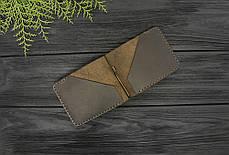 Зажим для купюр ручной работы VOILE vl-mc6-brn коричневый, фото 2