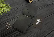 Зажим для купюр ручной работы VOILE vl-mc6-kblk черный, фото 3