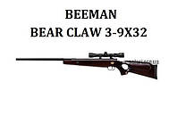 Пневматическая винтовка Beeman Bear Claw (прицел 3-9х32)