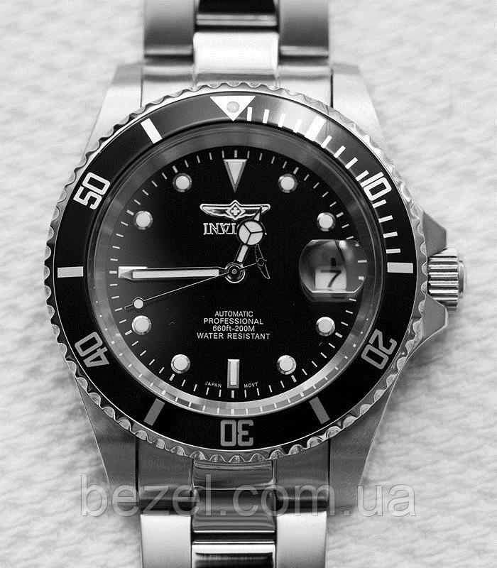 Мужские часы Invicta MAKO Pro Diver 8926OB (24760) Инвикта швейцарские  механические, ... f43f3b8b69a