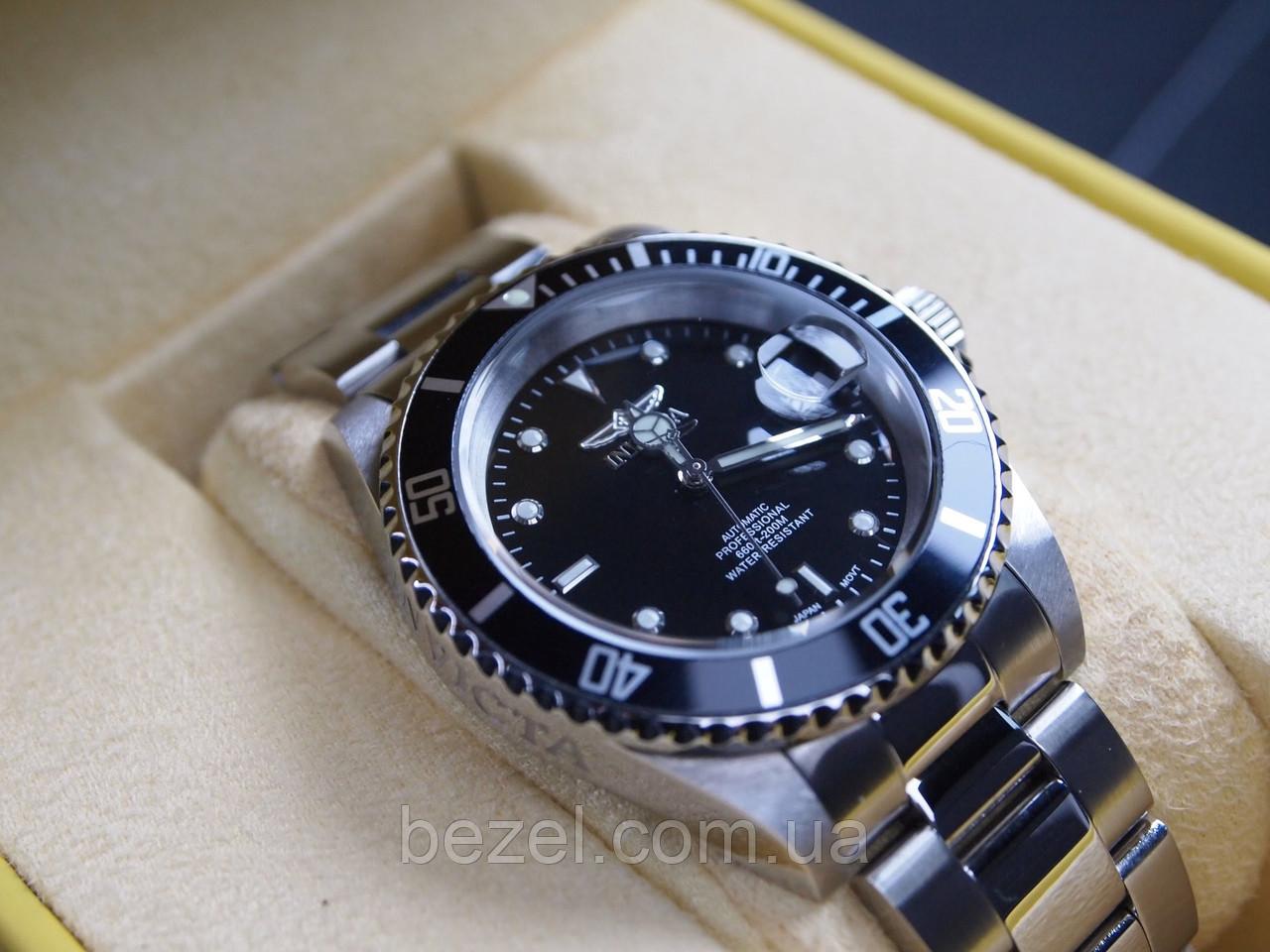 ... Мужские часы Invicta MAKO Pro Diver 8926OB (24760) Инвикта швейцарские  механические, ... 3b69d5b3bb5