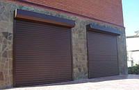Роллеты Alutech для гаража