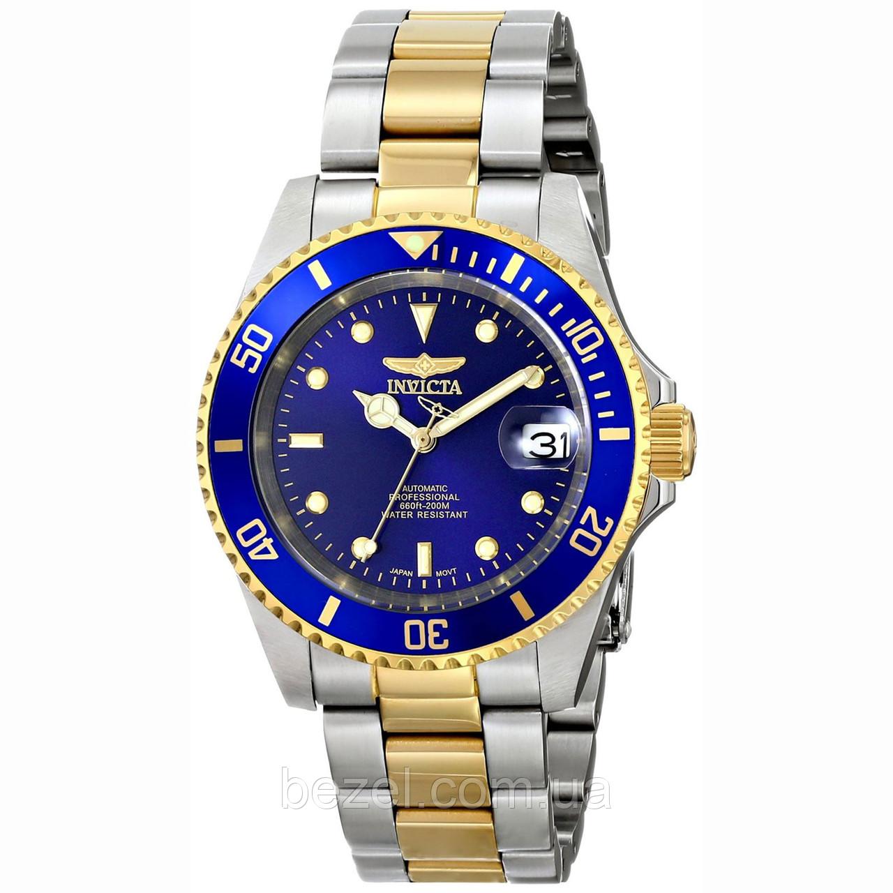 ROLEX Мужские механические часы Invicta Pro Diver 8928OB Инвикта швейцарские  для дайвинга c0523e922ba