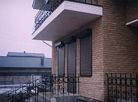 Роллеты Alutech для двери