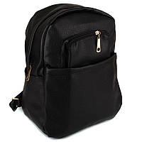Модный женский рюкзак 367 black