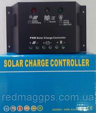 CM 1012 Контроллер для солнечной батареи 10 А, фото 2