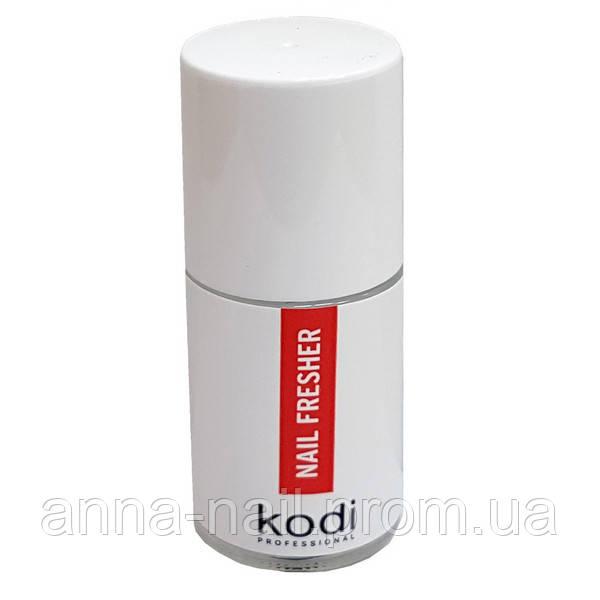 Обезжириватель Nail fresher Kodi Professional, 15 мл