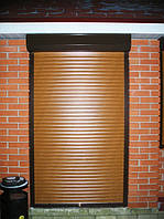 Роллеты Alutech на двери