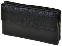 Мужской кожаный клатч барсетка dr.Bond, фото 1