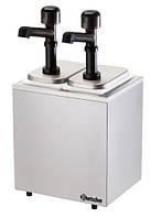 Дозатор для соусов на 2 помпы Bartscher 100322