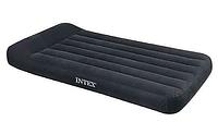 Надувной матрас Intex 66767 с подголовником