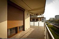 Роллеты Alutech на балкон