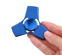 Спиннер ручной игрушка вертушка для рук Spinner метал тройной SK