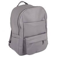 Модный женский рюкзак 361 grey