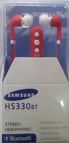 Наушники HS 330 BT Bluetooth с микрофоном, фото 2
