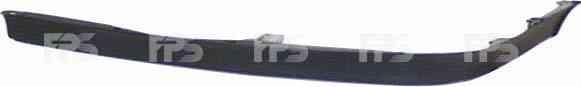 Спойлер переднего бампера правый Audi 100 82-91 (FPS) FP 0011 224 443805618