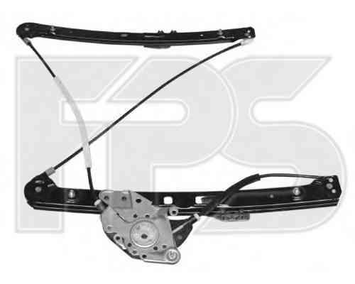Стеклоподъемник BMW 3 E46 98-06 (кроме купе/кабрио.), передний, левый (FPS) 51337020659