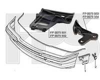 Крепеж бампера BMW 7 E38 94-02, правый, 2 (см. рис.) (FPS) 51118125308
