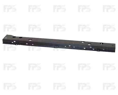 Передняя панель Peugeot Partner 97-08, нижняя, крепление радиатора (FP