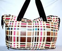 Женская универсальная сумка из искусственной кожи  40*30