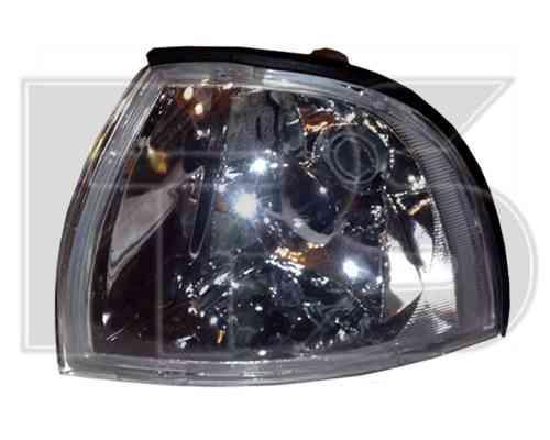 Указатель поворота Daewoo Nexia 95-08 правый, гладкий рассеиватель (FP