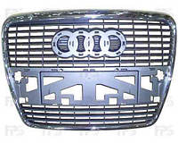 Решетка радиатора Audi A6 С6 (05-08) хром Молдинг (FPS) 4F08536511QP