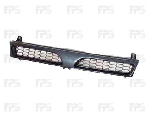 Решетка радиатора Nissan Sunny 91-96 (FPS)