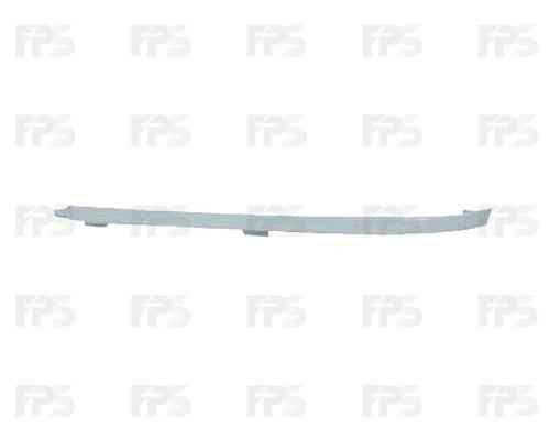 Полоска под фарой Nissan Primera -96, левая (FPS)