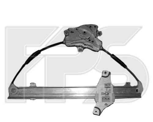 Стеклоподъемник Chevrolet Lacetti 03-12 cедан/универсал, передний, правый (FPS) 96548081