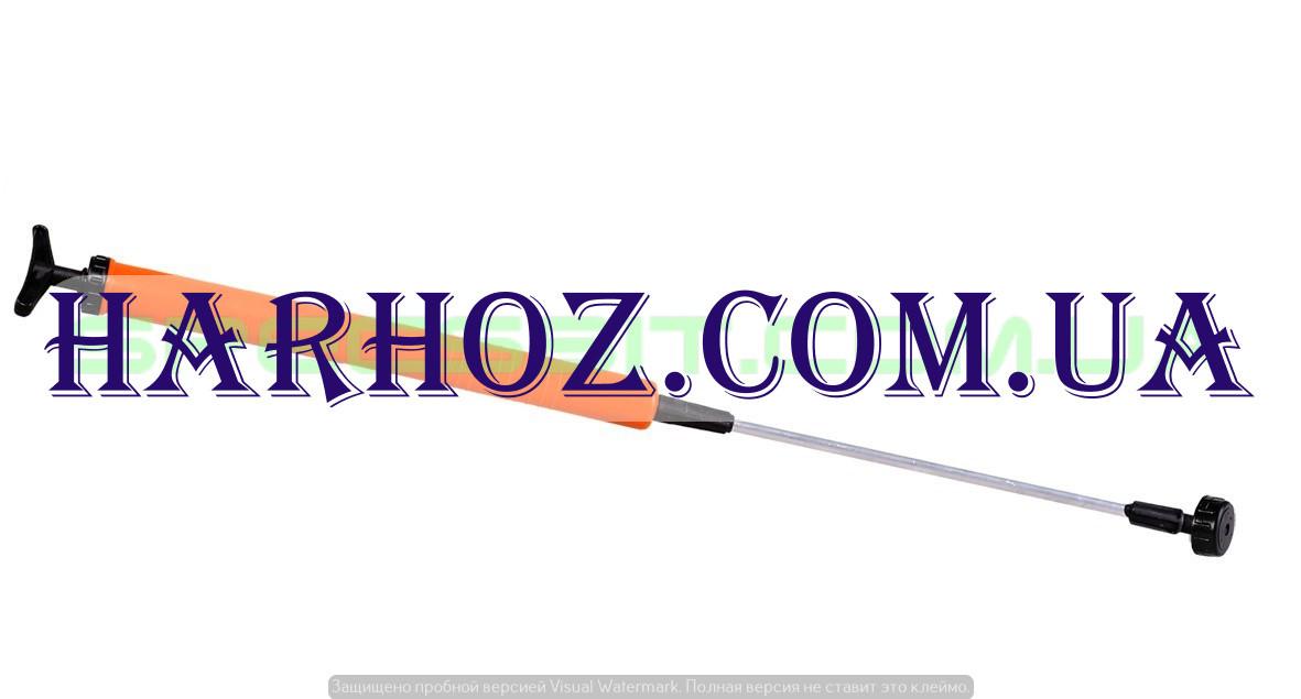 Брандспойт телескопический алюминиевый Лемира ручной 2,3м