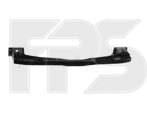 Шина переднего бампера Citroen C4 05-09, нижняя (FPS) 7414JY