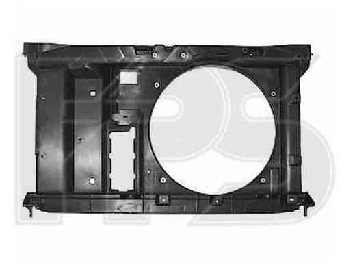 Передняя панель Citroen C4 05-09 (FPS), фото 2