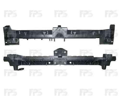 Крепление решетки радиатора Citroen Berlingo 08- верхнее (FPS)